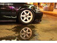"""Rota grid (genuine) 4x100 15"""" honda vw bmw nissan jdm vaulhall euro corsa polo lupo civic wheels"""
