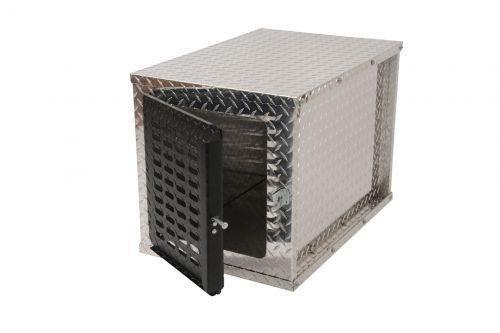 Aluminum Dog Box Ebay