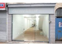 LOCK UP SHOP - APPROX 830 SQ/FT - LOCATED WITHIN THE BALTI TRIANGLE - LADYPOOL ROAD