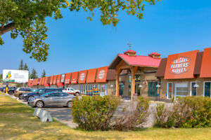 RETAIL BAY FOR LEASE - Calgary Farmers' Market Building