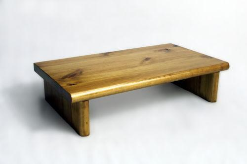 Wood Monitor Stand Ebay