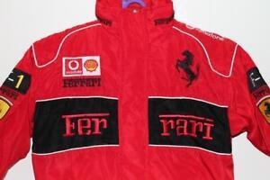 Authentic Michael Schumacher Ferrari Racing Jacket