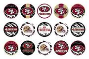 49ers Bottle Caps