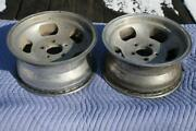 Aluminum Slot Wheels