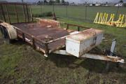 Used Trailer Axles