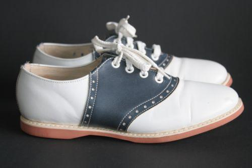 Willits Saddle Shoes