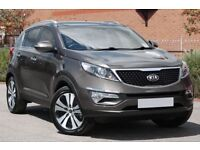 TAXI HIRE / RENT STUNING KIA SPORTAGE AVAILABLE FOR RENT, THIS IS LIKE NEW, NEVER TAXIED SO NEW LOOK