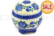 Polish Pottery Jar