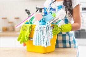 Cleaning Service Available 7 days per week