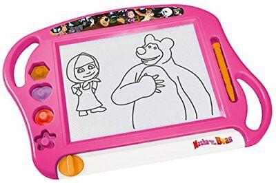 Simba Mascha und der Bär Magische Zeichentafel Kinder Lernspielzeug NEU ()