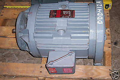 General Electric Triclad Vertical Motor 5K254QNL6005