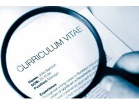 Professional CVs. Captivating CVs work with you to get you the job. Free CV consultation.