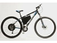Sale of New & Used electric bikes plus Repair of your faulty E-Bike