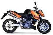 KTM Superduke Exhaust