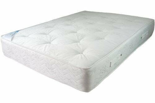 Brand New 4FT 3/4 Small Double Quilted Comfy Ortho Mattress FREE delivery