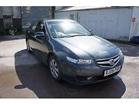 2006 HONDA ACCORD I-CTDI EXECUTIVE SALOON DIESEL