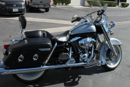 2004 harley davidson road king ebay. Black Bedroom Furniture Sets. Home Design Ideas