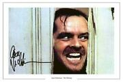Jack Nicholson Signed
