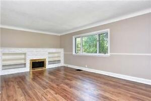 3 Bedroom main level of bungalow WOODROFFE and CARLING