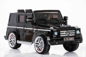 Mercedes G55 Kids ride on