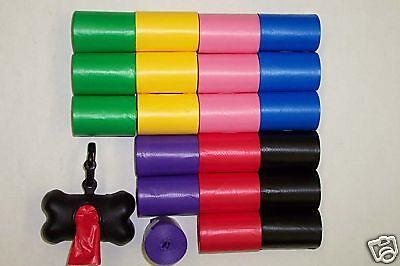 612 RAINBOW REFILLS POOP BAGS ON BOARD & OTHER BRANDS - Rainbow Poop