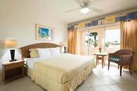 Divi Dutch Village Beach Resort,1 bdr suite+kitchen,$420/week