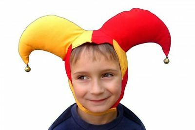 Narr Hofnarr Mütze Hut Narrenkappe (Hofnarr Hut)