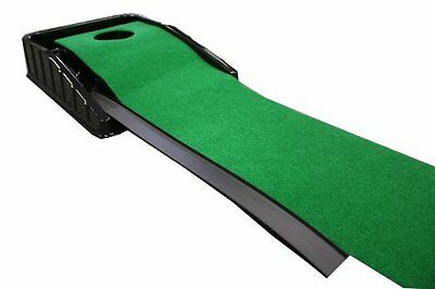 Best Golf Gift Set - Auto Putt System Great for Use at Home Office or