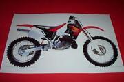 Honda CR500 Bike