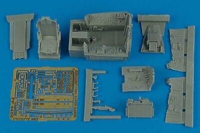 Aires 1/48 F-100C Super Sabre Cockpit Set for Trumpeter kit 4456