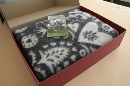 klippan decke wohn kuscheldecken ebay. Black Bedroom Furniture Sets. Home Design Ideas