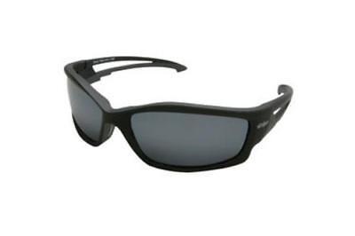 Edge Eyeware Tsk21-g15-7 Blackg15 Sliver Mirror Lens Glasses