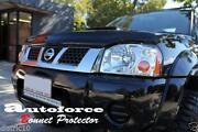 Nissan Navara D22 Bonnet Protector