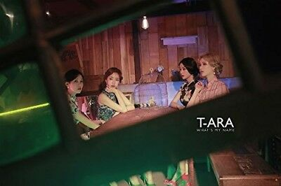 T Ara   Whats My Name   New Cd  Asia   Import