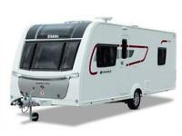 Elddis Avante 550 Caravan 2021 4 berth