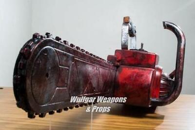Ash Chainsaw Arm Prop