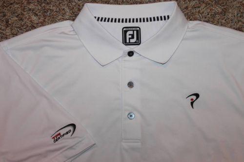 Titleist footjoy clothing ebay for Footjoy shirts with titleist logo
