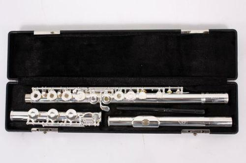 gemeinhardt flute 3shb ebay. Black Bedroom Furniture Sets. Home Design Ideas