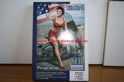 Master Box LTD MB24001 1/24 Pin-up Marylin