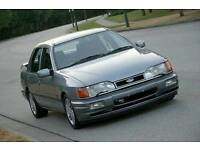WANTED SIERRA SAPPHIRE RS COSWORTH 2WD 4X4 COSSIE COZZY RS FORD TURBO