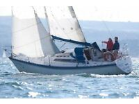 27ft Jeanneau Aquilla yacht