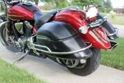 V Star 950 Saddlebags