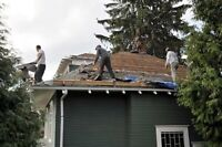 Roofing crew wanted
