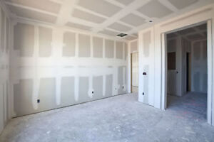 Drywall/plaster/taping/ ceiling /painting /flooring / Trim