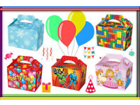 Party/ Themed Boxes