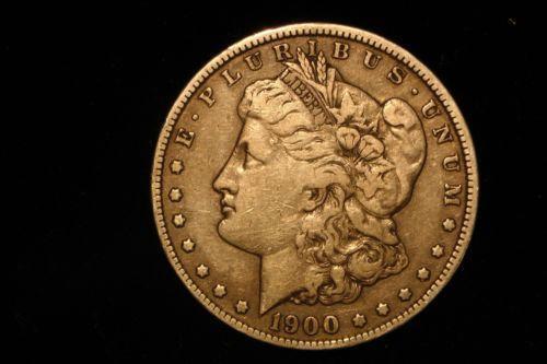 1900 O Morgan Silver Dollar Ebay