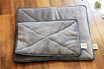 Self Heat Bed Pad Sleeping Mat Cat Puppy Dog Insulate Warming Floor Cover Set