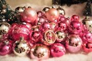 Shiny Brite Glass Christmas Ornaments