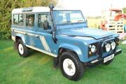 Land Rover 110 County Station Wagon