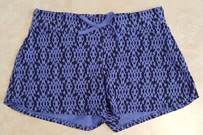 Juniors Knit /Lounge Sleep Shorts: S-M-L-XL-2X